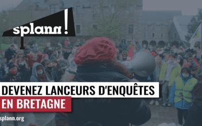 « Splann ! » poursuit sa levée de fonds pour l'enquête journalistique en Bretagne