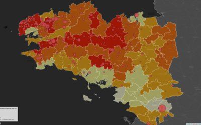 Breizh : c'hwezh an amoniak er maez