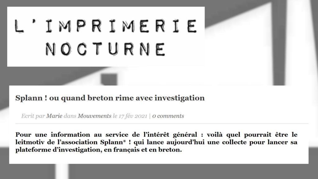 210217 - Imprimerie nocturne Splann ! ou quand breton rime avec investigation